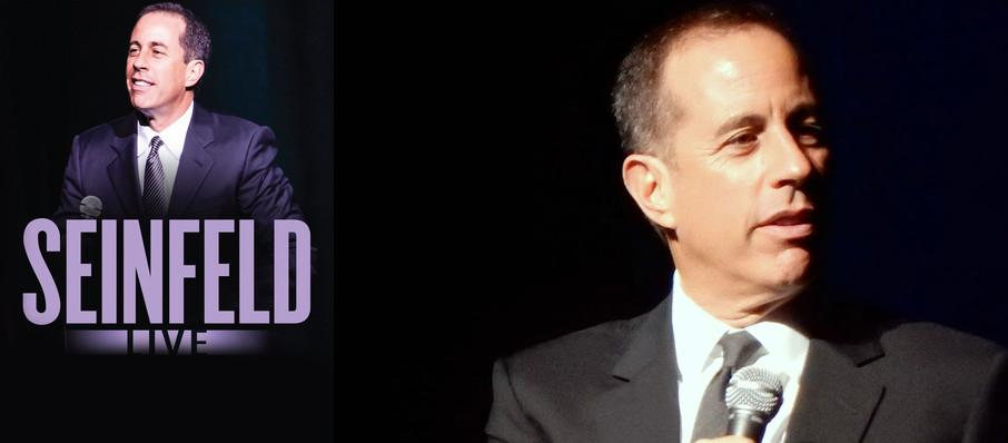 Jerry Seinfeld at NAC Southam Hall