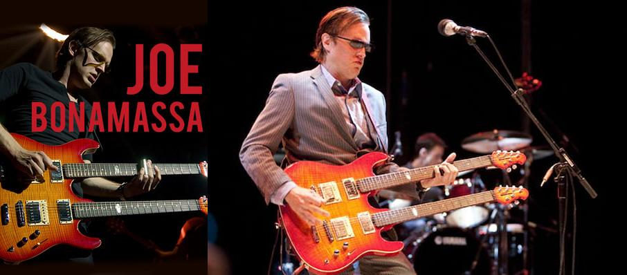 Joe Bonamassa at Canadian Tire Centre