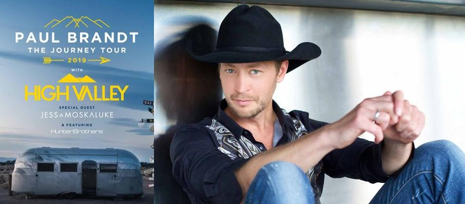 Paul Brandt at TD Place Arena