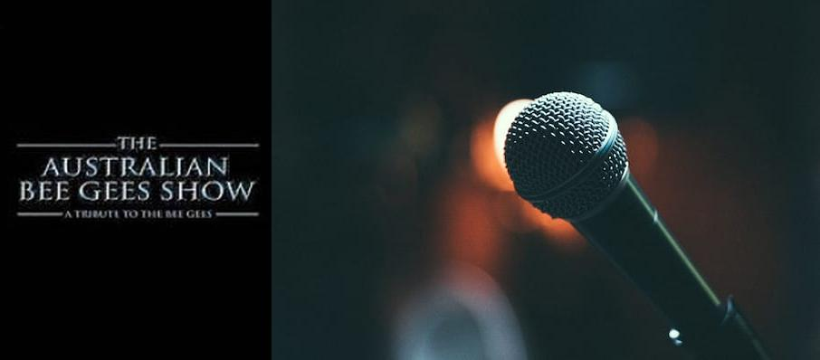 The Australian Bee Gees at Centrepointe Theatre