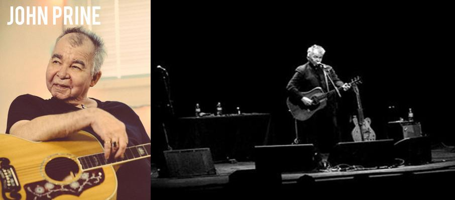 John Prine at NAC Southam Hall