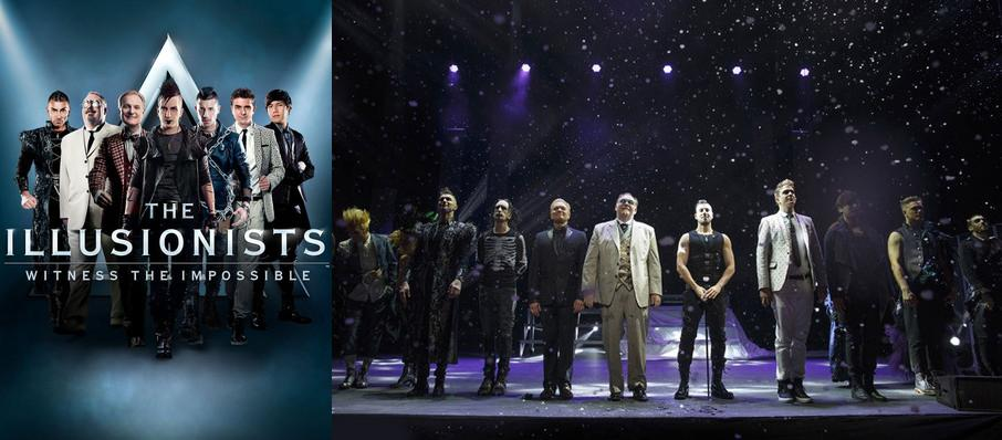 The Illusionists at NAC Southam Hall