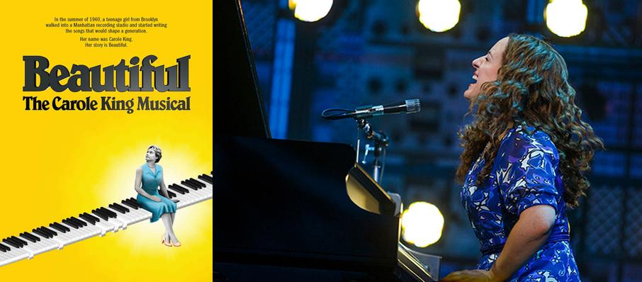 Beautiful: The Carole King Musical at NAC Southam Hall