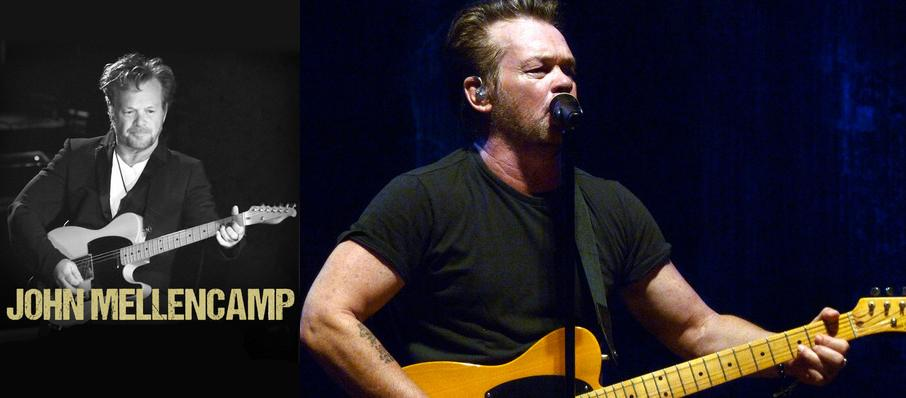 John Mellencamp at TD Place Arena