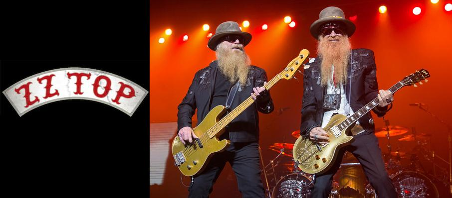 ZZ Top at Canadian Tire Centre