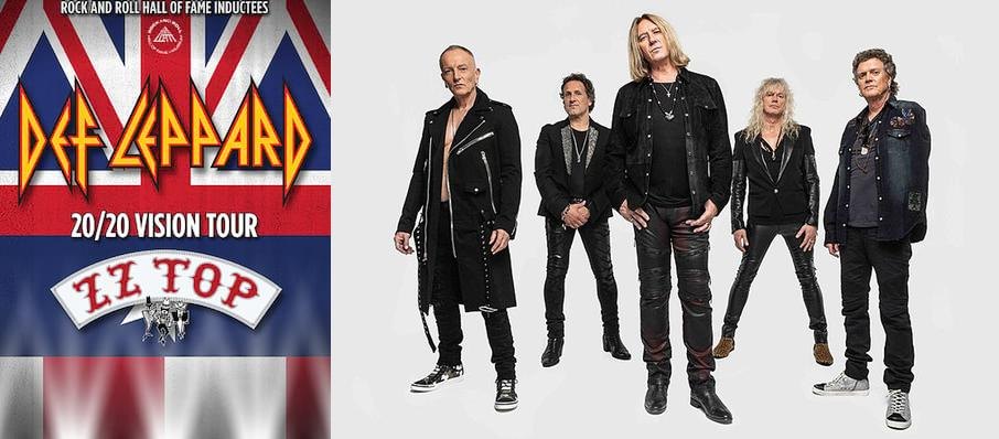 Def Leppard at Canadian Tire Centre