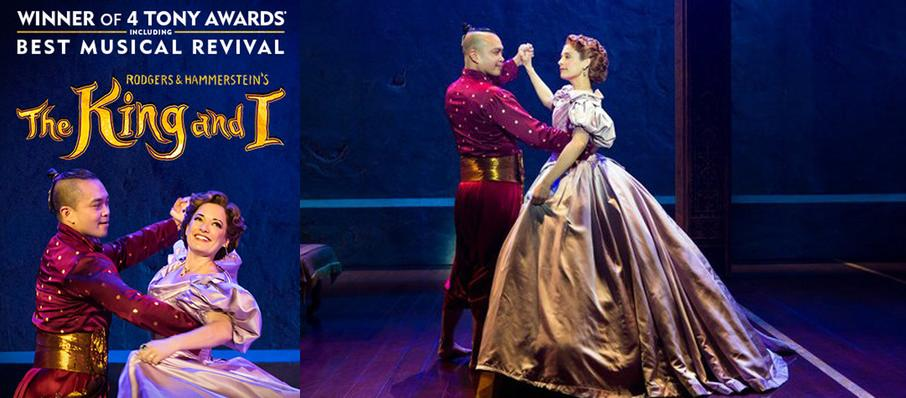 Rodgers & Hammerstein's The King and I at NAC Southam Hall