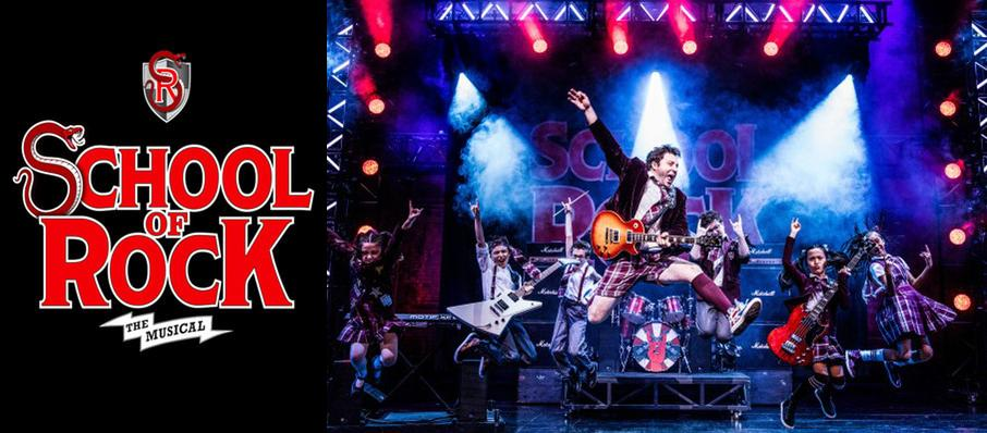 School of Rock at NAC Southam Hall