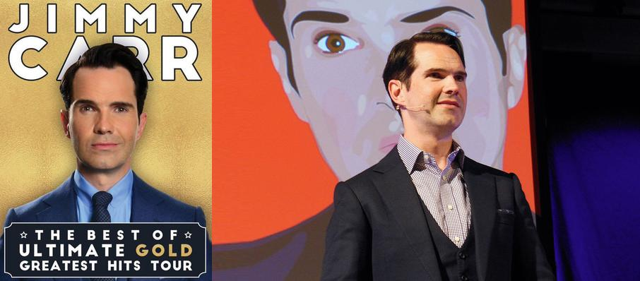 Jimmy Carr at NAC Southam Hall