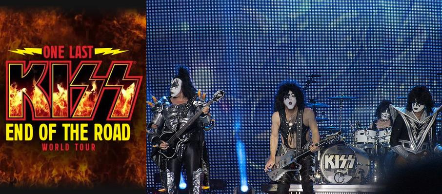 KISS at Canadian Tire Centre