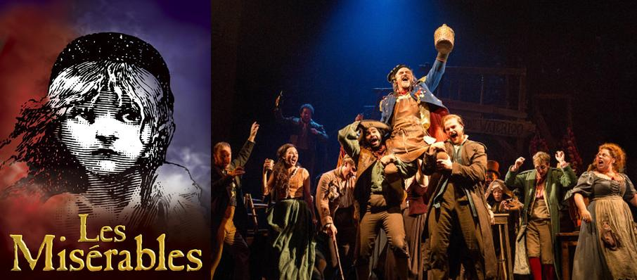 Les Miserables at NAC Southam Hall