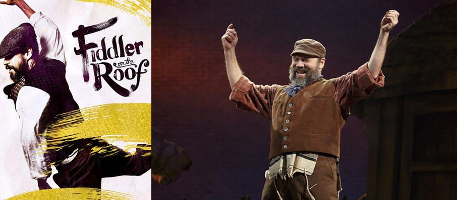 Fiddler on the Roof at NAC Southam Hall