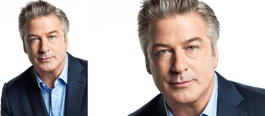 An Evening with Alec Baldwin at NAC Theatre