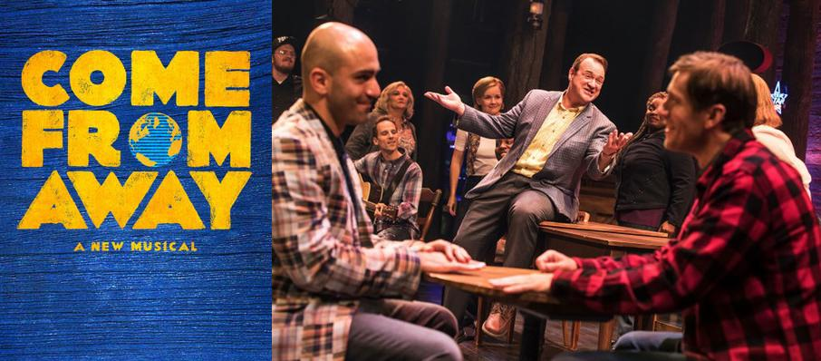 Come From Away at NAC Southam Hall