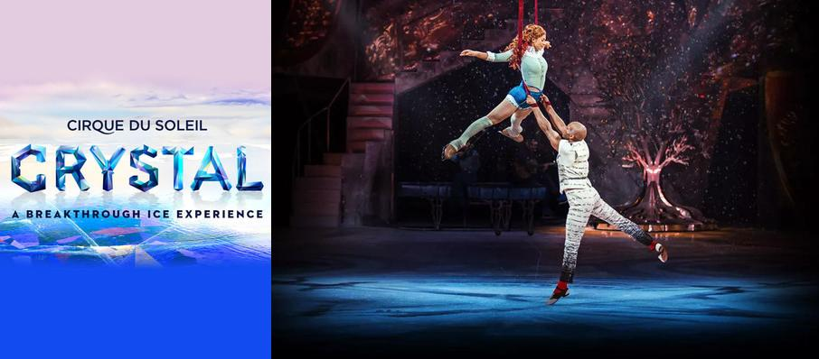 Cirque Du Soleil - Crystal at Canadian Tire Centre