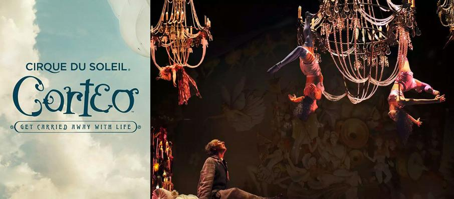 Cirque du Soleil - Corteo at Canadian Tire Centre
