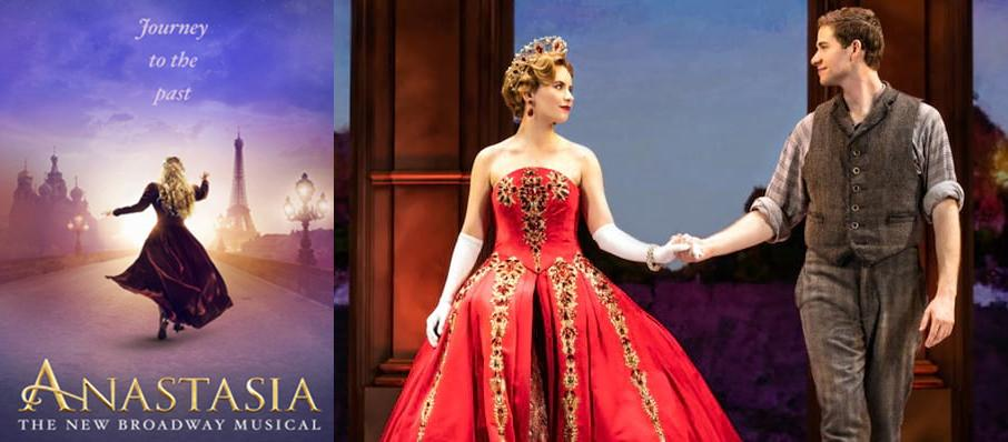 Anastasia at NAC Southam Hall