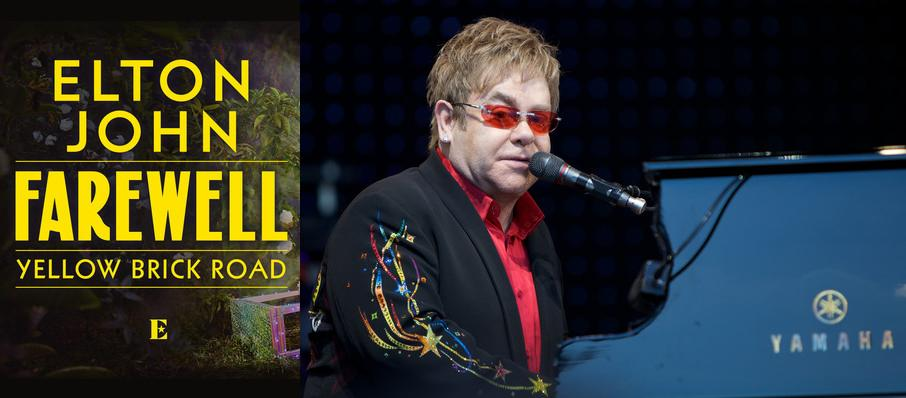 Elton John at Canadian Tire Centre