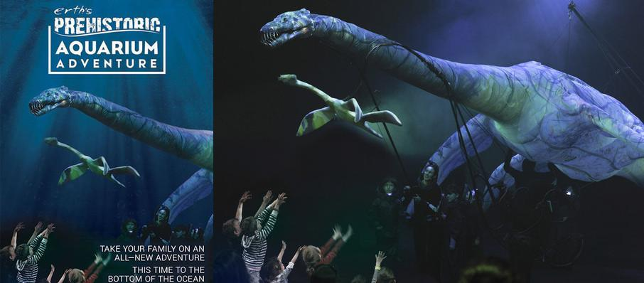 Erth's Prehistoric Aquarium at Centrepointe Theatre