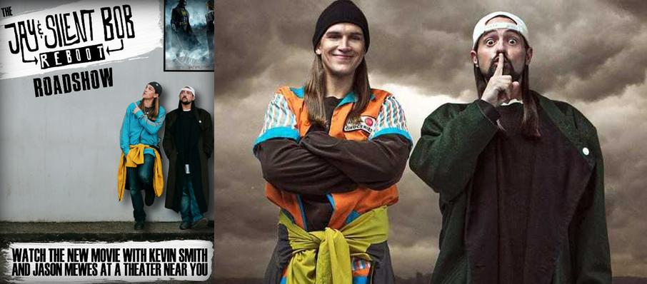 Jay and Silent Bob at Algonquin College Commons Theatre