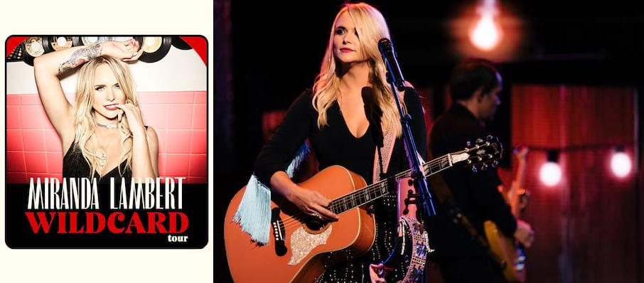 Miranda Lambert at Canadian Tire Centre