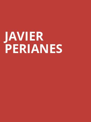 Javier Perianes at NAC Southam Hall