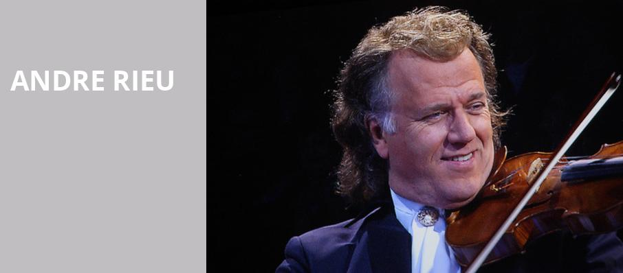 Andre Rieu, Canadian Tire Centre, Ottawa