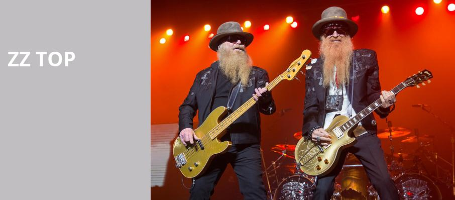ZZ Top, Canadian Tire Centre, Ottawa