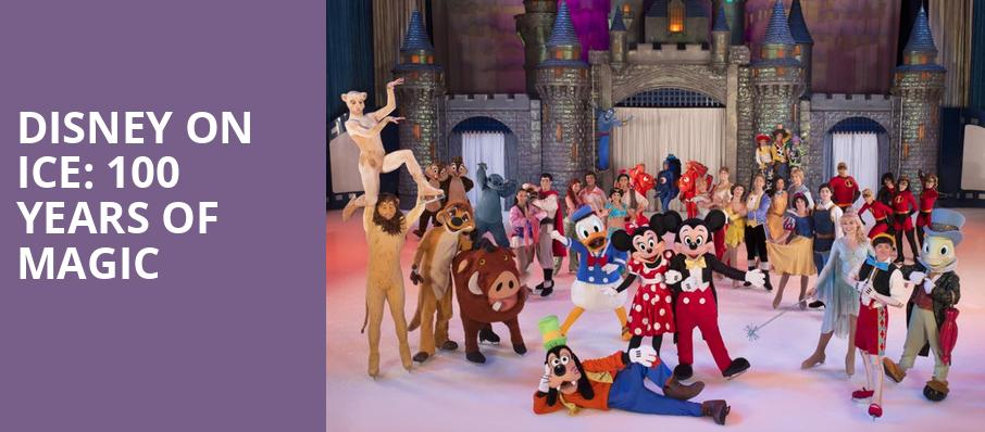 Disney on Ice 100 Years of Magic, Canadian Tire Centre, Ottawa