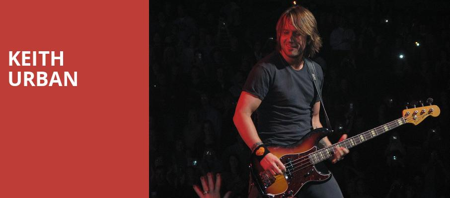 Keith Urban, Canadian Tire Centre, Ottawa
