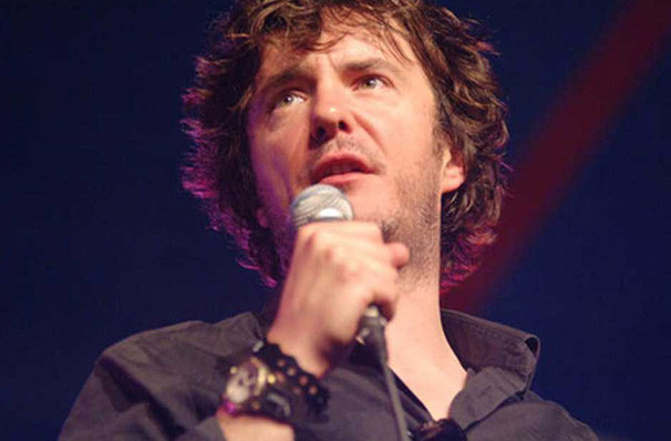 Dates announced for Dylan Moran